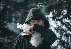 vaporizing